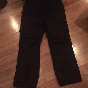 Other - Youth Large unisex ski pants black EUC